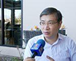 专访桑普:港人落脚台湾 共享民主价值