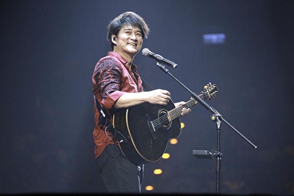 """""""快乐的人很难退休"""" 周华健想任性做音乐"""
