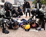 戈壁东:中共在香港的谎言蒙骗不了世界(一)