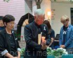 組圖:香港科大11·8悼念周梓樂同學