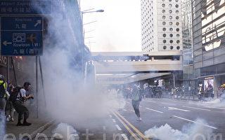 香港三罷繼續警方再闖大學驅趕