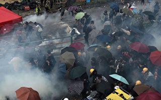 拍理大抗爭畫面被抓 台公視導演鄧卓儒獲保釋