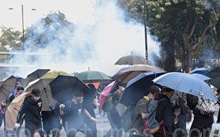 香港各界營救被困理大校園學生