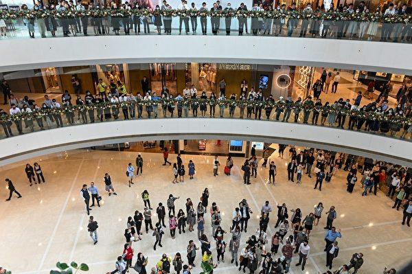 HONG KONG-CHINA-POLITICS-CRIME-UNREST