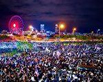 組圖:11.28人權法案感恩節集會 10萬港人參加