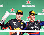 F1巴西站:维斯塔潘夺冠