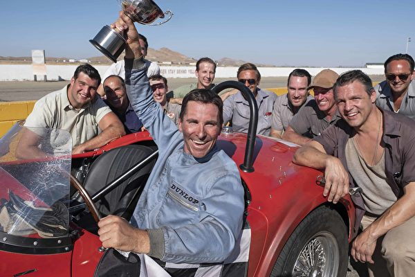 Christian Bale《賽道狂人》(Ford v Ferrari)