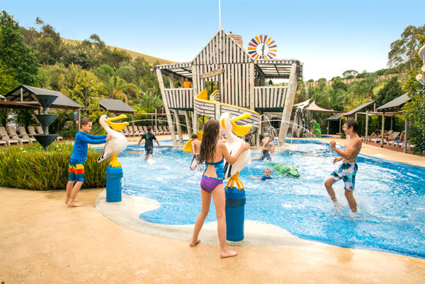 Jamberoo Action Park(珍寶樂園)
