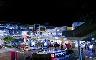 全台最大戶外聖誕村 華泰名品城拚年營收70億