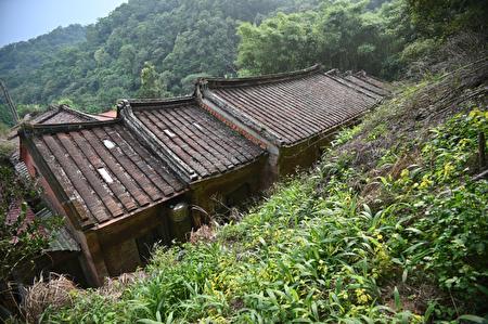 叶陶轩拍摄:新竹芎林鹿寮坑钟屋伙房。