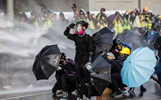 禁蒙面法超出合理需要 香港高院裁定违宪
