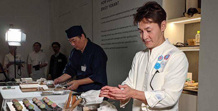 日本羊羹展 曼哈頓免費試吃