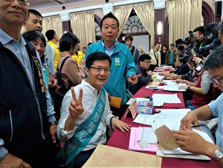 立委张廖万坚表示,孩子就是未来,台湾下一代不能变成像香港现在的青年,必须上街头争取自己的未来。