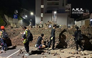 声援香港中大 台大:禁军警擅入校园