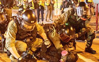 中共抹黑香港抗议者手法大曝光