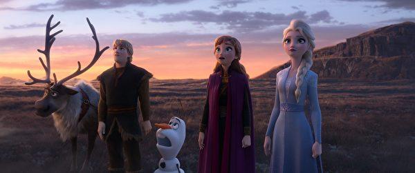 《冰雪奇緣2》FROZEN 2