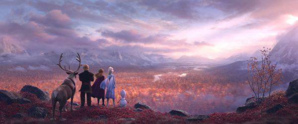《冰雪奇緣2》(Frozen II)