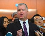 美副国务卿提名人批评中共拘禁维吾尔人