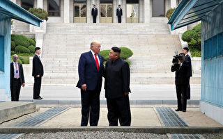 美韩推迟军演 川普发推文促金正恩达成协议