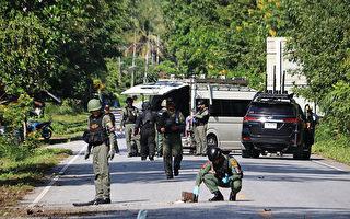 泰国南部两个检查站遇袭 至少15死4伤