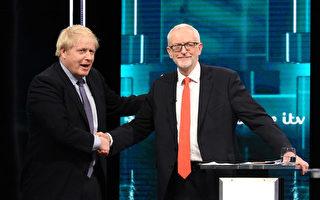 英国大选首场直播辩论 输赢难分