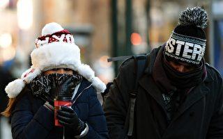2.4亿美国人受北极寒流影响 多地气温创新低
