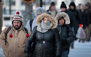 寒流袭美 打破天气纪录 波及6千万人