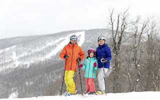 紐約冬季滑雪度假好去處