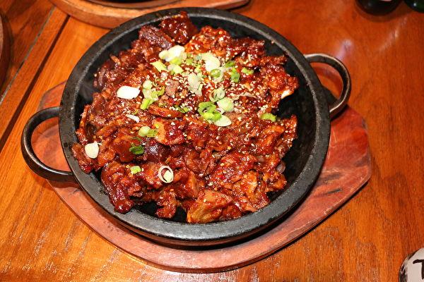 体验韩国马车美食Pocha