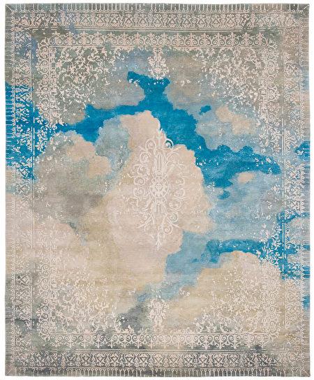"""地毯设计师Jan Kath,不仅打造出了一个横跨各大洲的地毯商业王国,而且引发了整个地毯界的""""文艺复兴""""。"""