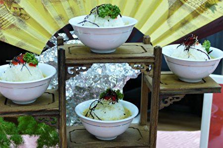 卡菲虾香安农米
