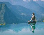 學會放棄、學會放鬆,是改善自律神經失調的有效途徑。(Shutterstock)