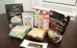 推廣助力品質優先  韓國食品香飄海外