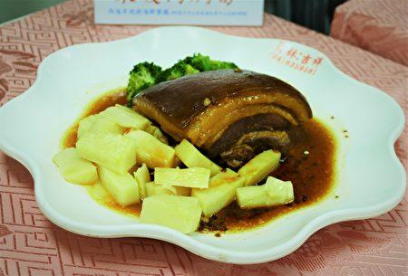 东坡肉焖笋