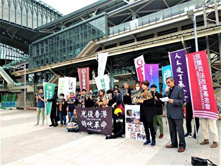 台湾基督长老教会潘忠杰牧师批,什么样的状态,让孩子整体陷入恐惧,无法保护学生的社会,竟然让年轻人出来捍卫自由!