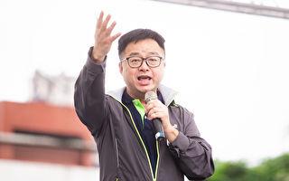 罗文嘉向吴敦义喊话:民主留给下一代