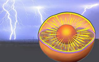 人體細胞內有超級電場,強度高達閃電的5倍。(大紀元合成)