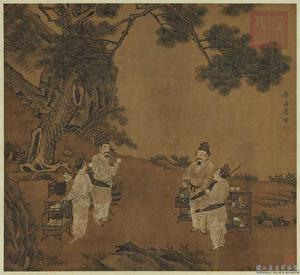 穿越茶画了解茶文化  宋代怎样斗茶?