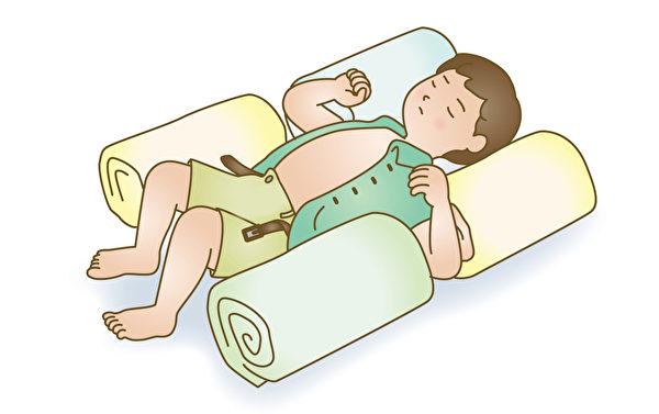 癲癇發作時,應摘除患者的眼鏡,鬆開脖子上的領帶、圍巾,保持其呼吸順暢。(Shutterstock)