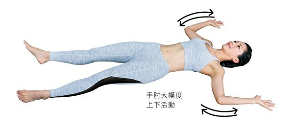 改善驼背运动。(幸福文化提供)
