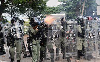 章家敦:暴力升级 中共将香港推向内战