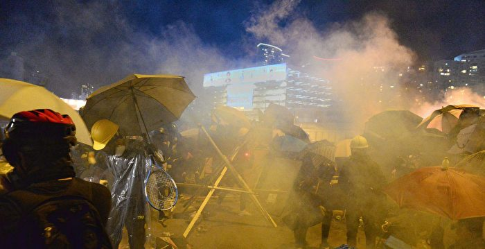 理大數百人被圍 民間緊急呼籲「反包圍救人」