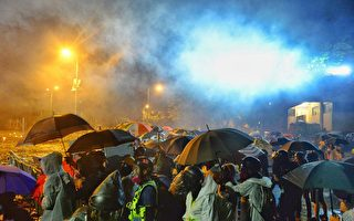 籲抗議者平安撤出理大 英外交部表嚴重關注