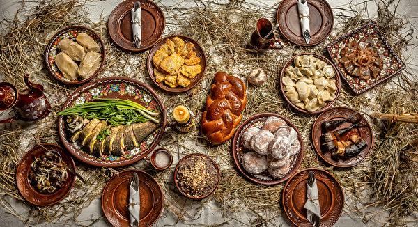 許多東歐地區的天主教徒,會準備12道料理來慶祝聖誕,象徵著耶穌的12門徒。(Shutterstock)