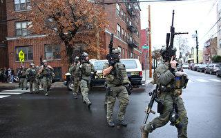 新泽西枪案激战1小时 6人死亡 含1警察