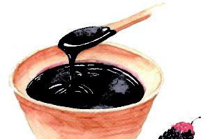 桑椹延年益壽好處多 桑椹膏和桑椹茶的作法