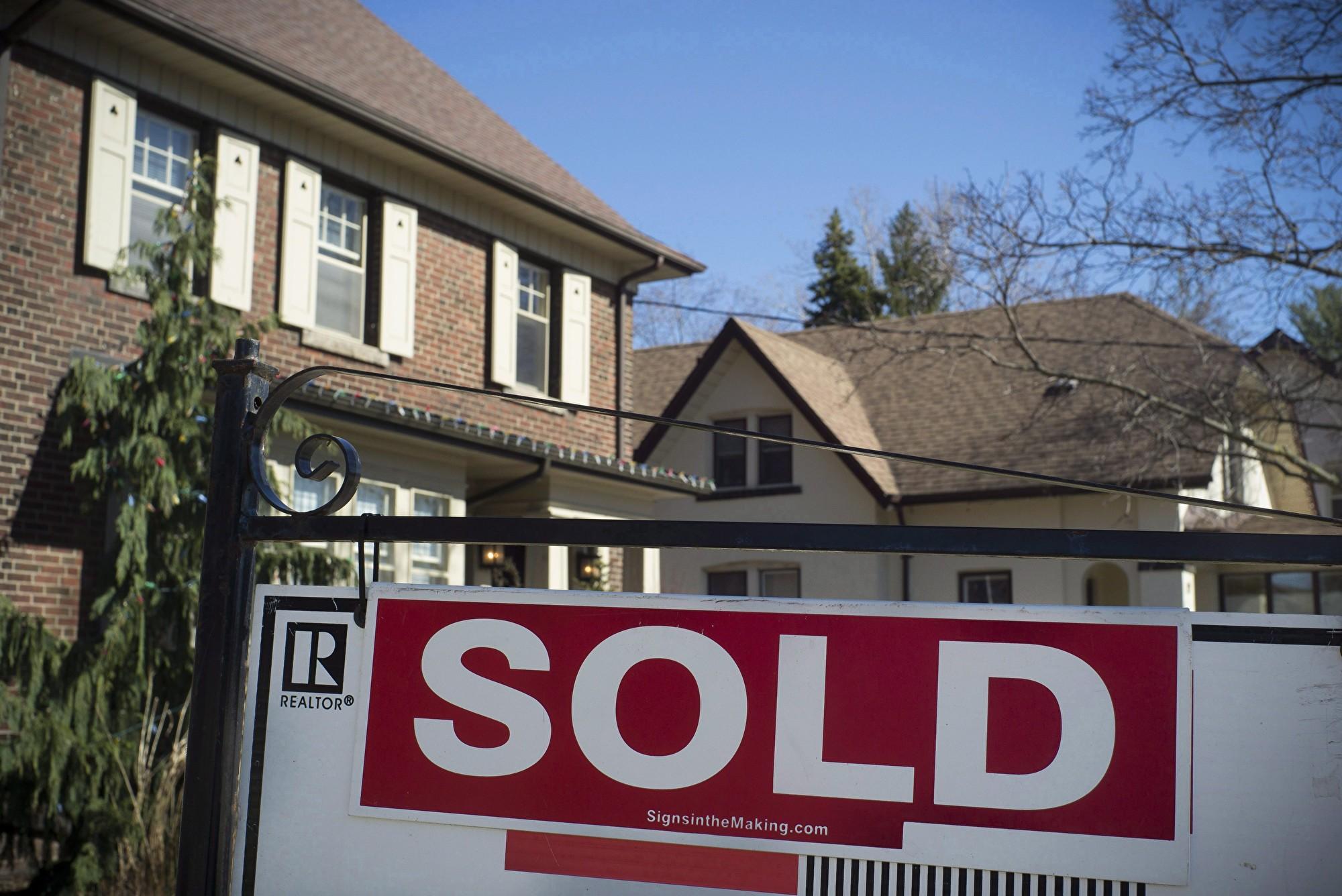 多倫多11月房價漲幅6.8% 2年來最高