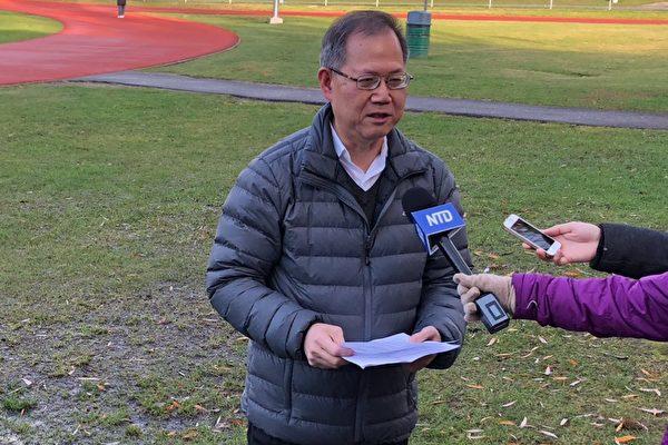 12月4日下午,李燦明(Richard T Lee)在接受華人媒體採訪時表示,因多次參加六四紀念活動受到來自中領館的干預。