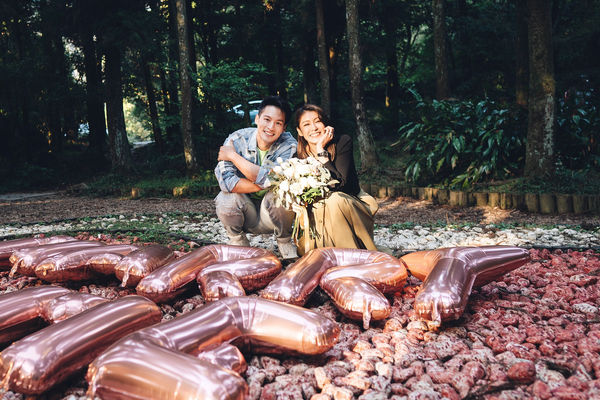 許孟哲宣布結婚 甜摟趙孟姿喊「許太太」