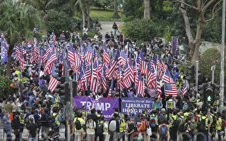港民暢所欲言  談為何感謝美國保護香港
